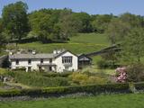 Castle Farm  Sawrey  Marital Home of Beatrix Potter  Lake District Nat'l Park  Cumbria  England