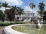 Devon House National Heritage Site  Kingston  Jamaica  West Indies  Caribbean  Central America