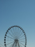 Seattle's Ferris Wheel on Pier 57  Seattle  Washington State  USA  North America