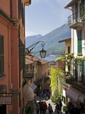 Backstreets of Bellagio  Lake Como  Lombardy  Italian Lakes  Italy  Europe