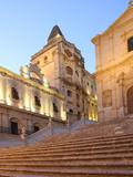 Noto  Sicily  Italy  Europe