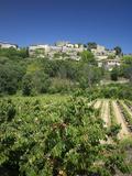 Manerbes  Petit Luberon  Provence  France  Europe