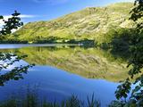 Ullswater  Lake District National Park  Cumbria  England  United Kingdom  Europe
