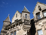 University Buildings Along the Scores  St Andrews  Fife  Scotland