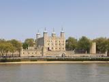 Tower of London  UNESCO World Heritage Site  London  England  United Kingdom  Europe