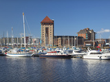 Swansea Marina  Swansea  Wales  United Kingdom  Europe