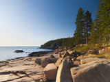 Acadia National Park  Mount Desert Island  Maine  New England  USA  North America