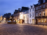 Market Street at Dusk  St Andrews  Fife  Scotland