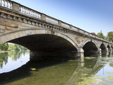 Serpentine Bridge  Hyde Park  London  England  United Kingdom  Europe