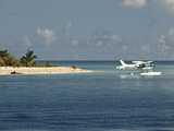 Boat Plane Off West Coast of Viti Levu  Fiji  Pacific Islands  Pacific