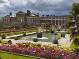 Kensington Palace and Gardens  London  England  United Kingdom  Europe