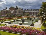Kensington Palace and Gardens  London  England  United Kingdom  Europe