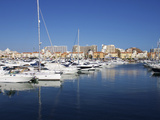 Marina  Vilamoura  Algarve  Portugal  Europe