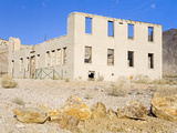 School in the Rhyolite Ghost Town  Beatty  Nevada  United States of America  North America