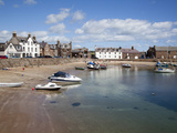 The Harbour at Stonehaven  Aberdeenshire  Scotland  United Kingdom  Europe