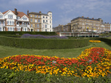 Gardens  Broadstairs  Kent  England  United Kingdom  Europe