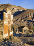 Mercantile at the Rhyolite Ghost Town  Beatty  Nevada  United States of America  North America