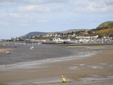 River Conwy Estuary  Conwy  North Wales  Wales  United Kingdom  Europe