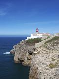 Cabo de Sao Vicente (Cape St Vincent)  Algarve  Portugal  Europe
