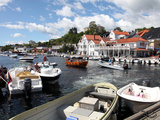 Harbour Approaches  Kragero  Telemark  South Norway  Norway  Scandinavia  Europe