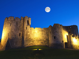 Chepstow Castle  Gwent  Wales  United Kingdom  Europe