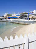 Stores on Harbour Drive  George Town  Grand Cayman  Cayman Islands  Greater Antilles  West Indies