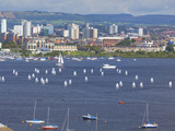 Cardiff Bay  Wales  United Kingdom  Europe
