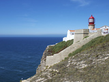 Cabo de Sao Vicente (Cape St Vincent)  Algarve  Portugal  Europe