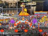 River Hongbao Decorations for Chinese New Year Celebrations at Marina Bay  Singapore