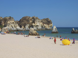Praia Acessivel  Alvor  Algarve  Portugal  Europe