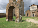 St Peter Church  Tuscania  Viterbo  Lazio  Italy  Europe