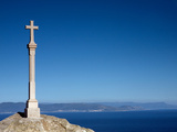 Atlantic Ocean  Finisterra  Galicia  Spain  Europe
