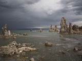 Mono Lake  Eastern Sierra  California  United States of America  North America