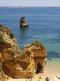 Praia Da Camilo  Lagos  Algarve  Portugal  Europe