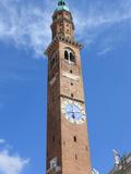 Palladian Belltower  Vicenza  Veneto  Italy  Europe