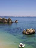Praia Dona Ana  Lagos  Algarve  Portugal  Europe