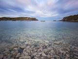 Lulworth Cove  Perfect Horseshoe-Shaped Bay  UNESCO World Heritage Site  Dorset  England