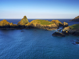 Kynance Cove  the Lizard  Cornwall  England  United Kingdom  Europe