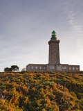 The Lighthouse on the Tip of Cap Frehel  Cote D'Emeraude (Emerald Coast)  Brittany  France  Europe
