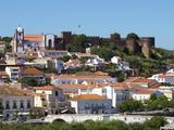 Silves  Algarve  Portugal  Europe
