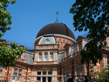 The Royal Observatory  UNESCO World Heritage Site  Greenwich  London  England  UK  Europe
