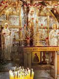 Golgotha  Crucifixion Site  Church of Holy Sepulchre  UNESCO World Heritage Site  Jerusalem  Israel