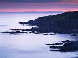 Bull Point  North Devon  Devon  England  United Kingdom  Europe