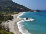 Potami Beach  Near Karlovassi  Samos  Aegean Islands  Greece