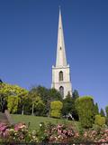 Glovers Needle  St Andrews Gardens  Worcester  Worcestershire  England  United Kingdom  Europe