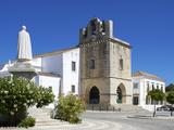 Cathedral  Faro  Algarve  Portugal  Europe