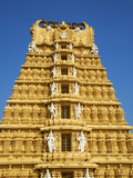 Sri Chamundeswari Temple  Chamundi Hill  Mysore  Karnataka  India  Asia