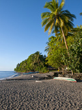 Beach on Savo Island  Solomon Islands  Pacific
