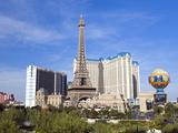 Casinos on the Strip  Las Vegas  Nevada  United States of America  North America