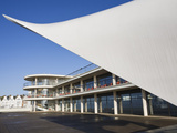 De La Warr Pavilion  Bexhill-On-Sea  East Sussex  England  United Kingdom  Europe